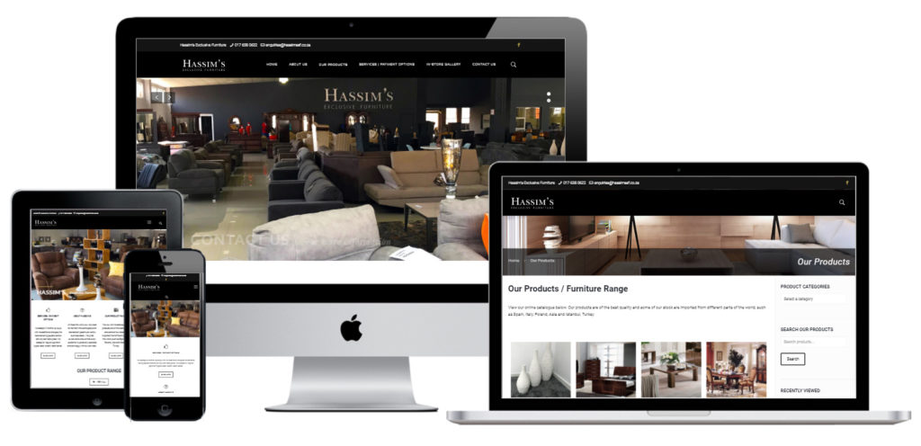 Hassims Exclusive Furniture