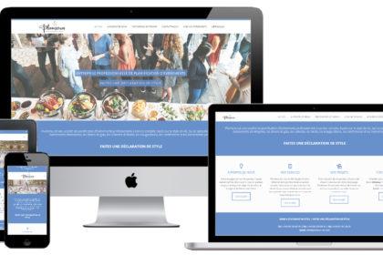 plumeria website design